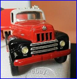 134 Werner Transportation & Trucking Co. 1959 IH Tractor Trailer First Gear
