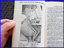 1944 WWII INTERNATIONAL HARVESTER 5-TON 4x2 KR-11 DUMP SEMI TRACTOR TRUCK MANUAL