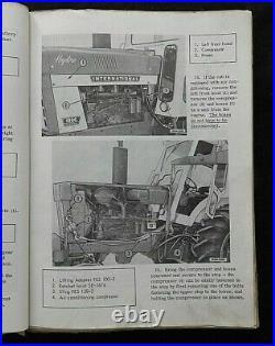 1971-75 International Harvester 766 966 1066 1466 1468 Tractor Service Manual