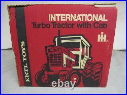 (1972) International Harvester Model 1466 Toy Tractor, 1/16 Scale, NIB