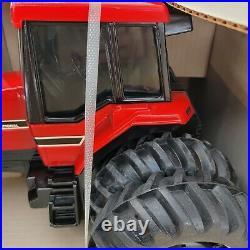 1987 NOS Vintage Case IH ERTL Die Cast Metal 7120 Tractor with Cab Special Edition