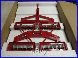 (1996) Scale Models IH McCormick Toy Disk, 1/8 Scale, NIB
