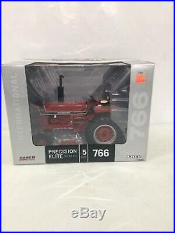 1/16 Elite #5 Precision International Harvester IH 766 Black Stripe ERTL 44149