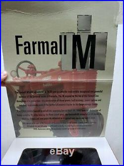1/16 Ertl IH McCormick Farmall M 100 Years Centennial Tractor