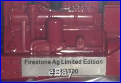 1/16 Ertl International Harvester 544 Tractor Sickle Mower Firestone 3500 made