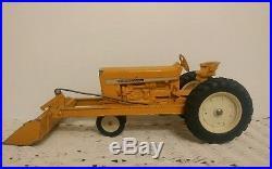 1/16 Ertl International Harvester Industrial 2644 Loader Toy Tractor