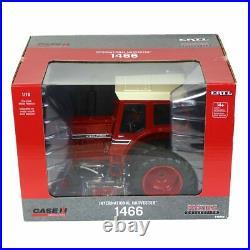 1/16 IH 1466 Black Stripe 2WD with Cab ERTL Prestige Collection 44260