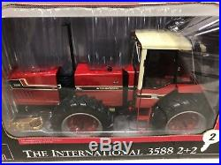 1/16 IH International Harvester 3588 2+2 4WD Tractor #2 Precision Key ERTL