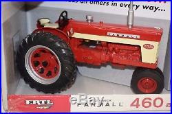 1/16 IH International Harvester 460 560 Farmall tractor set very nice new in box