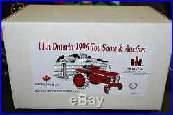 1/16 IH International Harvester 656 tractor Ontario show edition 1996 New in box