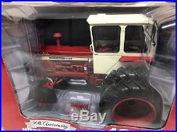 1/16 IH International Harvester Farmall 1256 Turbo Tractor 50th Anniversary ERTL