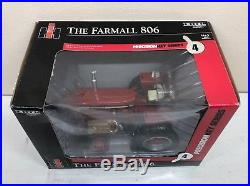 1/16 IH International Harvester Farmall 806 Tractor #4 Precision Key Series ERTL