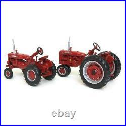 1/16 IH International Harvester Farmall Set A & C Models by Ertl ZFN16308a