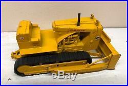 1/16 IH International TD-25 Top Light Crawler Dozer Toy Tractor with Blade ERTL