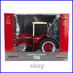 1/16 International Harvester 786 With Cab Tractor ERTL Prestige Collection 44220