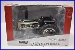 1/16 International Harvester Hydro 70 Tractor New in Box by Ertl Chrome chaser