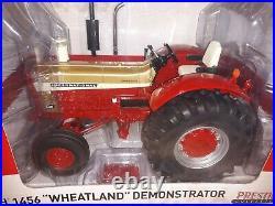 1/16 International Harvester IH 1456 Wheatland Demonstrator by ERTL 44186