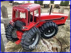 1/16 scale Ertl 2633 International harvester 2+2 6388 tractor tracteur Traktor