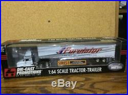 1/64 Dcp Purolator International Tractor & Matching Trailer