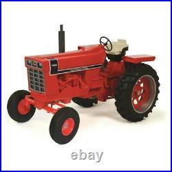 1/8 International Harvester Wide Front 1466 Black Stripe Tractor ZSM1229