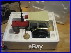 2002 Ertl INTERNATIONAL HARVESTER 1466 TRACTOR / PRECISION # 18. 16th scale