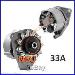 33A Lichtmaschine für KHD DEUTZ LINDE SAME BOSCH VGL-NR 0120339531 0120339514