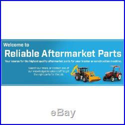 388219R1 Case International Harvester 544 656 Metal Battery Cover 538585R1