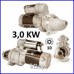 3,0 KW Anlasser für Case IH 454 474 484 585L X. D239 4-239 0001367042 1113284