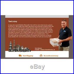 4 Case IH Pencil Injectors W11 1740 1835 1845 480C 310G 430CK 450 580B A37836