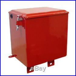 50943DX Battery Box for International Harvester IH / Farmall Tractor A AV B BN
