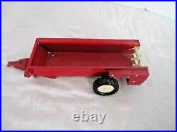 6 Vintage INTERNATIONAL FARM TRACTOR With IMPLEMENTS