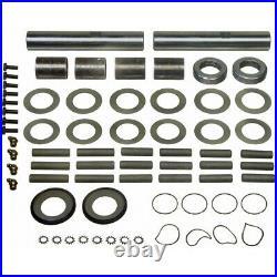 8637B Moog Kit King Pin Bolt Set Front New for International Harvester 1724 1754