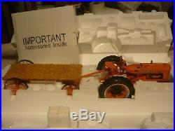 A Franklin mint of a scale model of a International Harvester MODEL H, Tractor