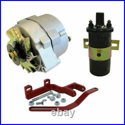 Alternator Conversion Kit Farmall A, B, C, Super A, Super C, 100, 130, 200, 230