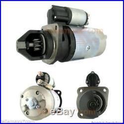 Anlasser für IHC I. H CASE 0001367001 0001369016 Schnelldreher mit 9 Volt Anker