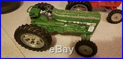 Carter Tru Scale 891 Tractor Lot John Deere International Harvester 1/16 1960s