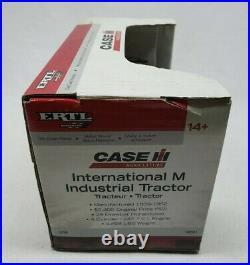 Case IH International M Industrial Highway Dept. Tractor 1/16 Scale By Ertl