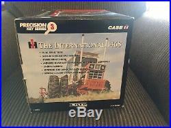 Case Ih Ertl 1/16 International Harvester 1468 Precision #3 Key Series Tractor