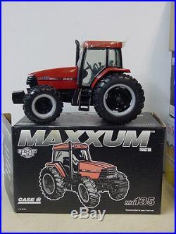 Case Ih Tractor Maxxum Mx135, 1/16 Scale, Die-cast