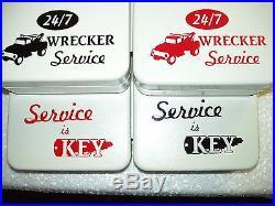 Classic International Harvester Tractor Nostalgic Advertising Key Box