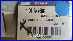 Cnh Case A47688 Fuel Gauge Dh4b, 580l, 960, 2290, 570lxt, 590, 580sl 480d, 586e