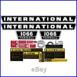 Complete Decal Kit For International Harvester 1066