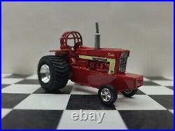 Custom 164 TRACTOR Pro PULLER PULLING ERTL farm pull IH INTERNATIONAL SPECCAST