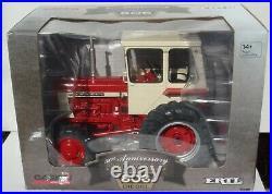 ERTL 116 Farmall 806 Diesel Row-Crop Tractor withCab 50th Anniversary 16222A NIB