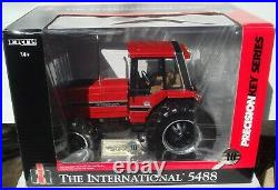 ERTL 116 Scale IH International 5488 Row-Crop Tractor Precision Key #10 #14757
