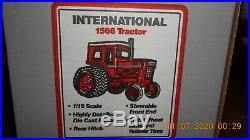 ERTL 1/16 IH International Harvester 1566 tractor With Cab Special Edition NIB