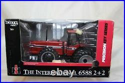 ERTL 1/16 Key Precision Series #7 IH International Harvester 6588 2+2 Tractor