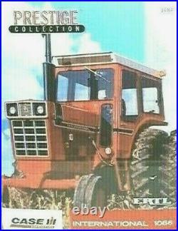 ERTL IH International 1066 Tractor 116 Scale Prestige Black Stripe New