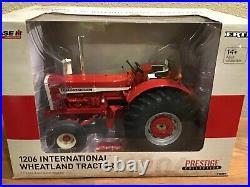 ERTL Prestige Collection 1206 International Wheatland Tractor 116 Scale