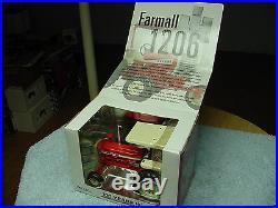 Ertl 1/16 2002 Ih Farmall 1206 100 Year Tractor